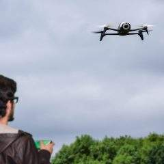 Formation au pilotage de drones à Metz