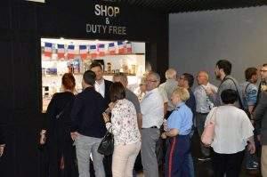 Une nouvelle offre de restauration à Lorraine Airport inaugurée lundi 25 juin 2018 (Photo Lorraine Airport)