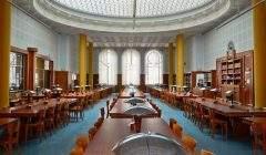 Bibliothèque universitaire de droit et sciences économiques de Nancy. Alex Prevot/Flickr, CC BY