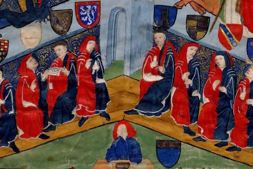 Vu du Moyen Âge: Quand les Kévin s'appelaient Jean, ou ce que nos prénoms disent de nous