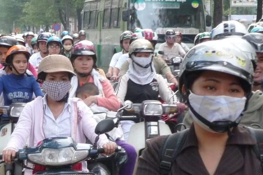 Air toxique : la circulation des véhicules en cause (Photo credit: Fotini et Nicolas on Visualhunt / CC BY-NC)