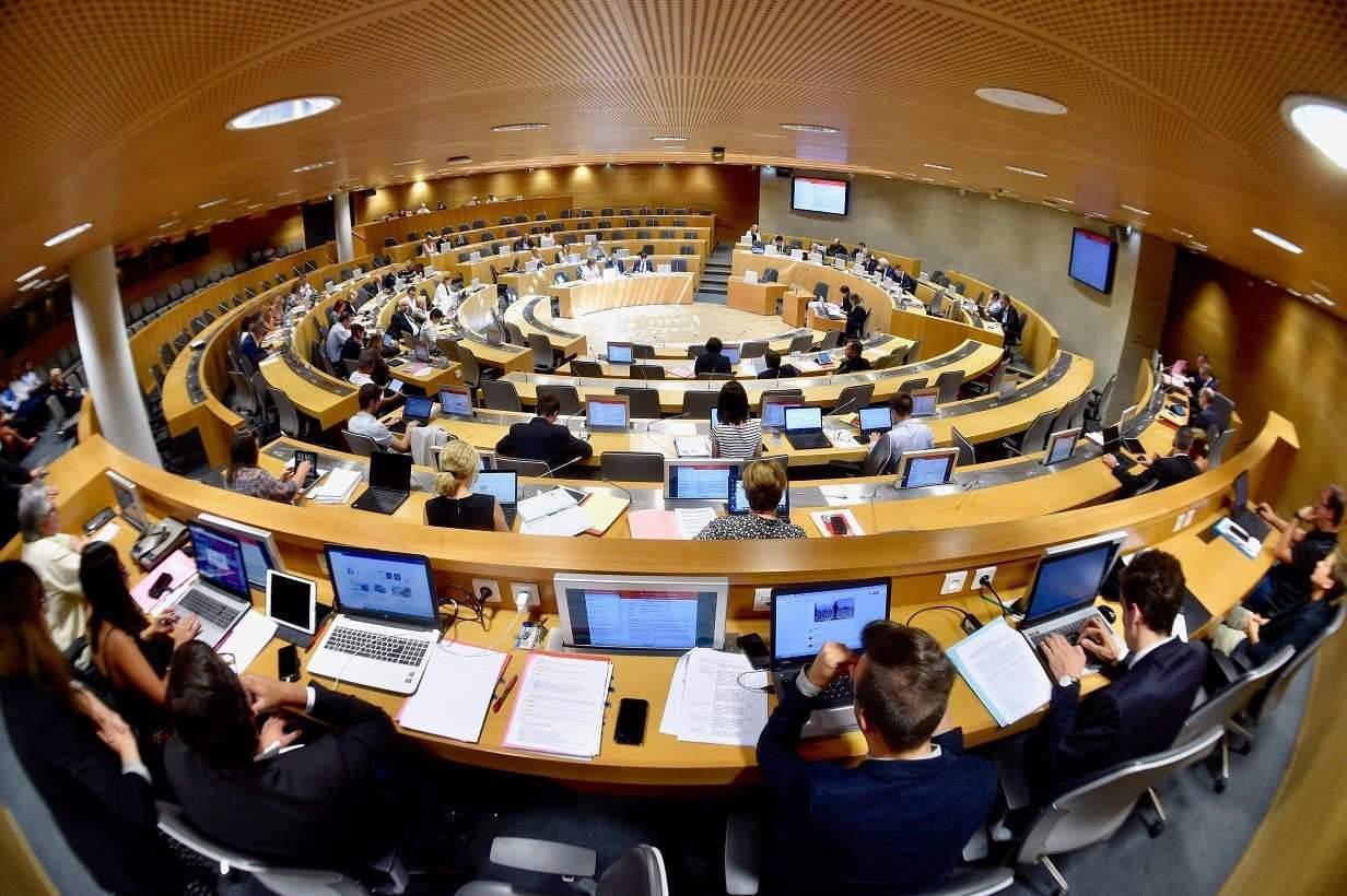 Conseil régional Grand Est : la CP distribue 116 M€