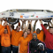 L'Eco Motion Team sur le départ pour Londres