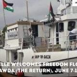 Une nouvelle Flottille de la Liberté pour Gaza