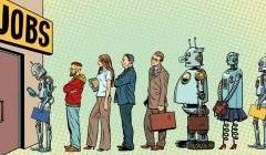 L'intelligence artificielle va modifier le monde du travail. Shutterstock