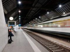 En Europe, la France se place au 10e rang (2015) de l'utilisation du réseau ferré. Samuel Zeller/Unsplash, CC BY