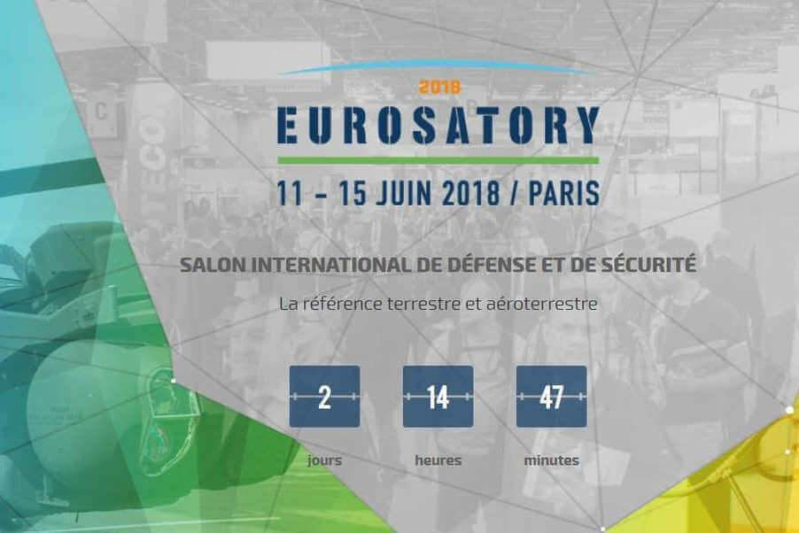 Le Grand Est au Salon Eurosatory
