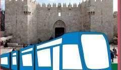 Trois sociétés françaises impliquées dans la construction du tramway de Jérusalem (dessins dossier ONG palestine)