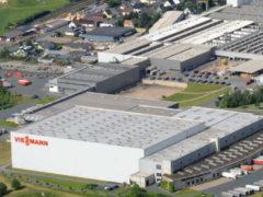 L'entreprise Viessmann de Faulquemont associée à l'Université Lorraine (photo site de l'entreprise)