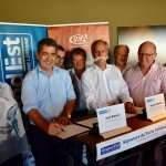 Signature du Pacte pour l'Artisanat (photo Stadler, région Grand Est)