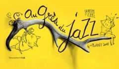 Concerts Au grès du Jazz dans les Vosges du Nord (affiche)