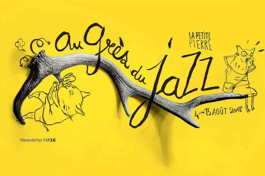 Au grès du Jazz dans les Vosges du Nord