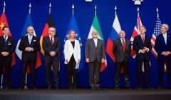 Lors de négociations à Vienne, en avril 2015. US State Department/Wikimedia