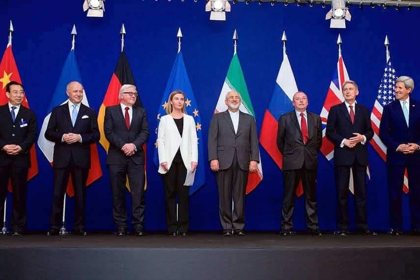 Accord sur le nucléaire iranien : l'Union européenne malgré et contre l'allié américain