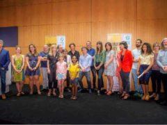 Les dix lauréats du prix de la poésie RATP 2018