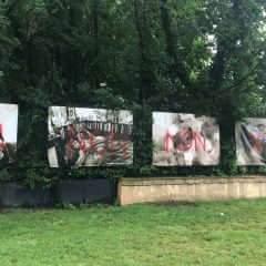Metz : les œuvres d'Olivier Ciappa vandalisées