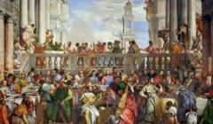 Les Noces de Cana, Paolo Veronese, 1563. Wikimedia