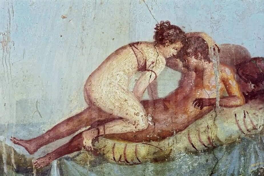 Dans la valise des chercheurs : sexe, matrones et prostituées de la Rome antique