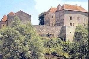 Le château de Jaulny (Meurhe-et-Moselle), une bâtisse du 12ème siècle (DR)