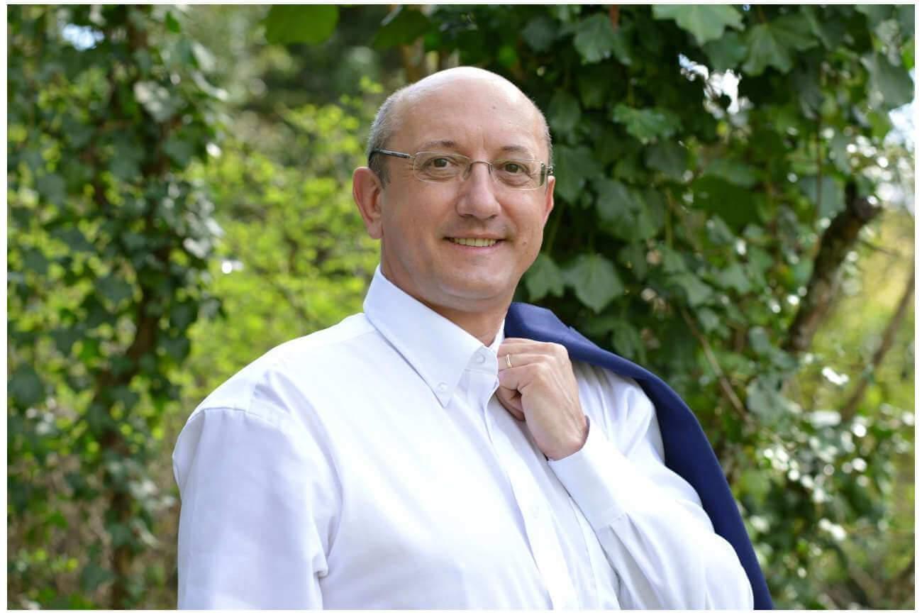 Eric Gnaedinger, nouveau directeur de Polytech Nancy