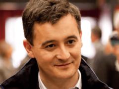 Gérard Darmanin est ministre des Comptes publics (photo Wikipedia)