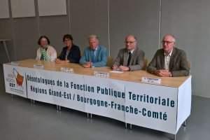 Première conférence des référents déontologues du Grand Est et de Bourgogne-Franche-Comté le 30 aoûts 2018 au CDG 54 (Photo DR)