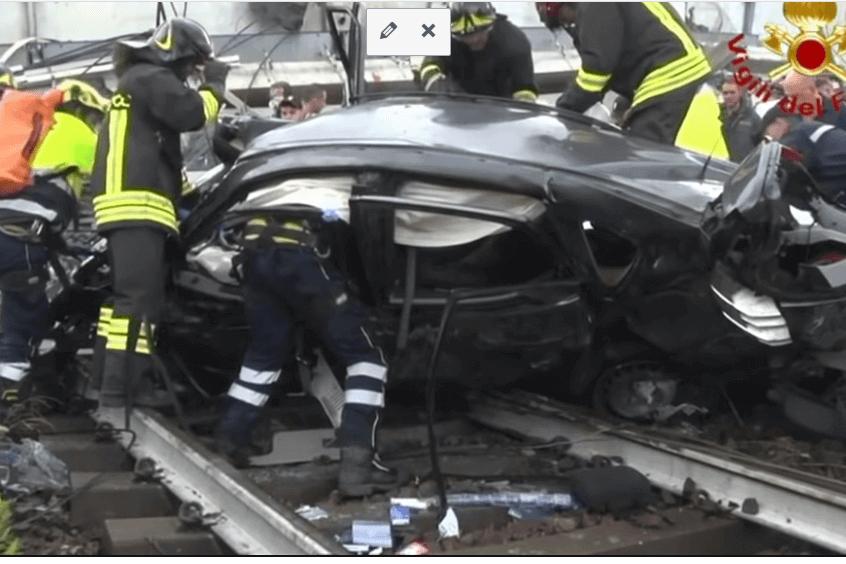 Gênes : au moins 35 morts