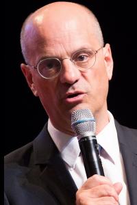 Jean-Michel Blanquer, ministre de l'Éducation nationale (CC BY-SA 2.0)