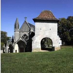 Jeanne est partie de Vaucouleurs par la Porte de France (DR)