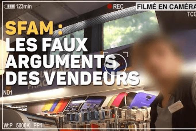 L'UFC-Que Choisir porte plainte contre la SFAM et la FNAC