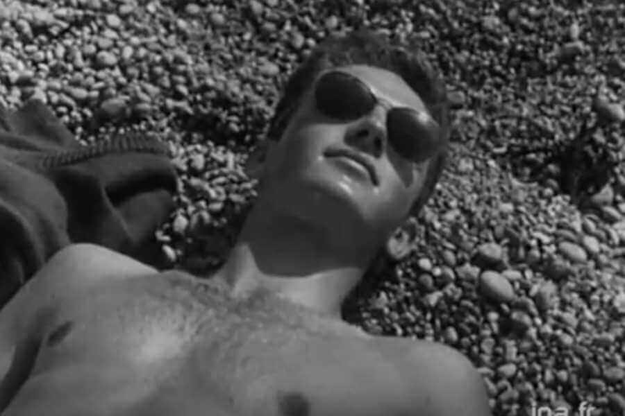 Les « Vacances àlamer» dans l'œil deJean‑Christophe Averty