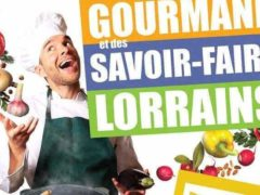 Week-end gourmand à Ludres (affiche)