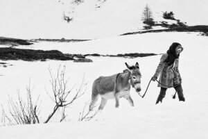 """Magnifié par une superbe image en noir-et-blanc, """"Fortuna"""" évoque le destin d'une jeune Ethiopienne réfugiée en Suisse.."""