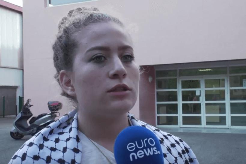 Solidarité Palestine : 250 personnes à Tomblaine (54)
