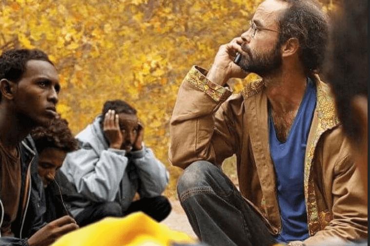 Cédric Herrou: « Je ne suis pas du tout militant»