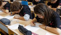 Les règles autour du participe passé seraient source de confusion, parasitant l'apprentissage d'autres règles. (Dictée d'ELA, 2014) Flickr/Education France, CC BY-NC-ND