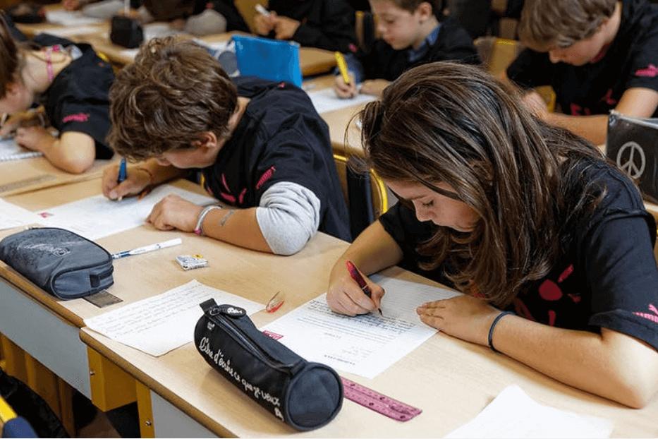 Grand Est : Diminution du nombre d'élèves