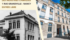L'Ecole des industries chimiques de Nancy (photo site ENSIC)