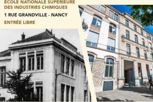 L'Ecole des industries chimiques de Nancy (photo site ENSIC)