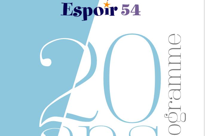 20ème  anniversaire d'Espoir 54 : du 8 au 14 octobre