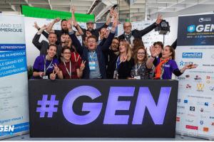 Grand Est numérique, les 13 et 14 septembre au Centre des congrès de Metz (photo #Gen)