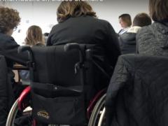 Plus de 340.000 élèves en situation de handicap accueillis pour la rentrée scolaire 2018-2019 (capture Éducation nationale)