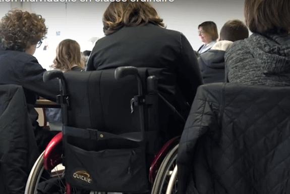 Plus de 340.000 élèves en situation de handicap sont scolarisés