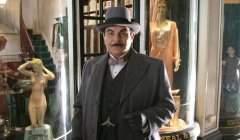 Hercule Poirot (personnage de fiction d'Agatha Christie) est peut-être l'« émigré » belge le plus célèbre au monde. Carnival Films/Allocine