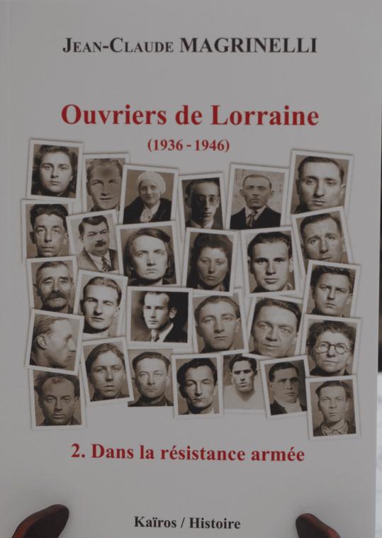 Ouvriers de Lorraine, tome 2 (Editions Kaïros)