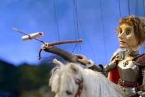 """The legend of Joan of Arc"""" du réalisateur Steven Ritz-Barr."""