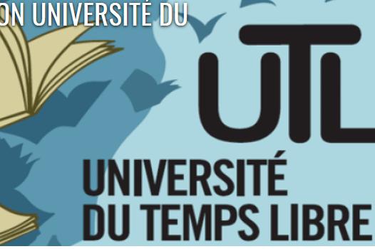 Université du temps libre : le programme