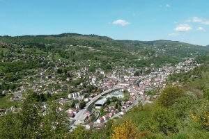 La Bresse, dans les Vosges (photo Wikipedia)