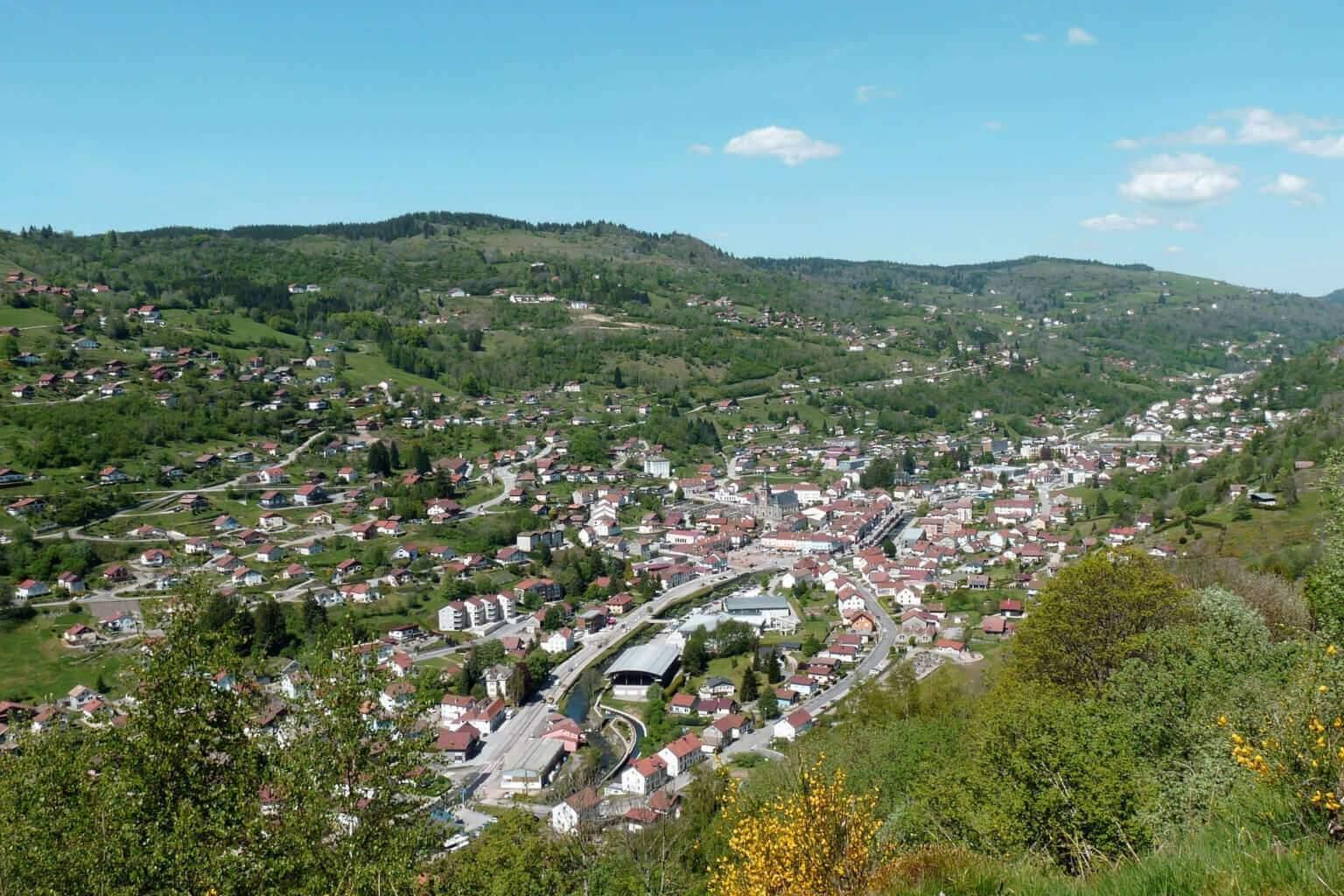 La Maison de la Montagne à La Bresse (88)