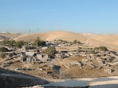 La colonisation israélienne se poursuit (photo ONG françaises pour la Palestine)